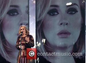 Adele Adkins - Brit Awards Show at the 02 Arena in London. at 02 Arena, Brit Awards - London, United...