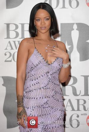 Rihanna Surprises During Calvin Harris' Coachella Set