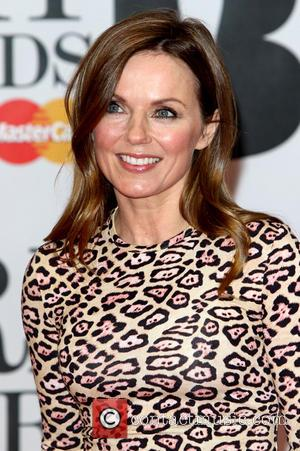 Geri Halliwell Eats Better After Baking Show