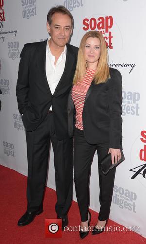 Jon Lindstrom and Cady Mcclain