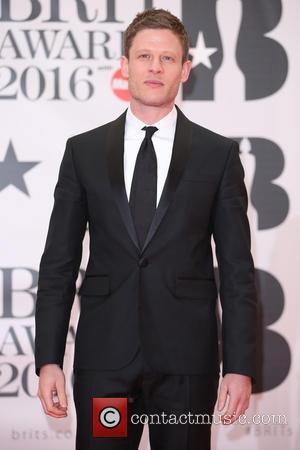 James Norton - The Brit Awards 2016 (Brits) held at the O2 - Arrivals at The Brit Awards - London,...