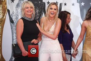 Perrie Edwards and Mum Debbie Edwards