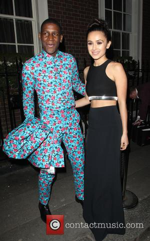 Labrinth - Celebs pictured leaving the Sony Music Brit Awards 2016 party held at the Arts Club, London, UK at...