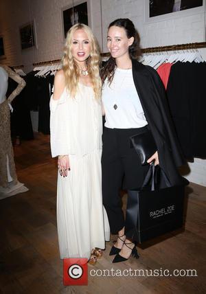 Rachel Zoe and Jenni Kayne