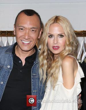 Joe Zee and Rachel Zoe
