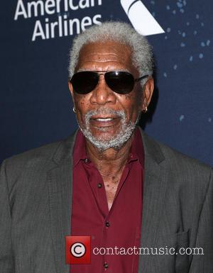 Morgan Freeman - 3rd Annual unite4:humanity at Montage Hotel - Beverly Hills, California, United States - Thursday 25th February 2016