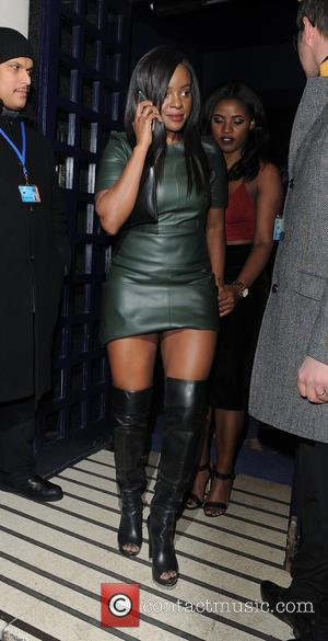 Keisha Buchanan - Celebrities attend a BRIT awards 2016 after party at Tramp club - London, United Kingdom - Thursday...