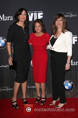 Jane Fleming, Cathy Schulman and Kirsten Schaffer