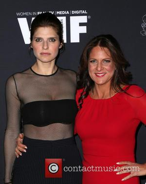 Lake Bell and Cathy Schulman