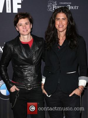 Kimberly Peirce and Francesca Gregorini
