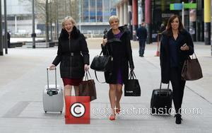 Sally Nugent, Carol Kirkwood and Steph Mcgovern