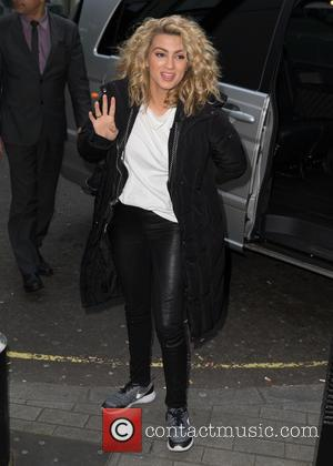 Tori Kelly - Tori Kelly pictured arriving at the Radio 1 studio to appear as a guest on the Nick...