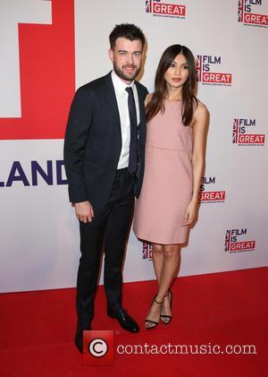 Julian Morris and Gemma Chan