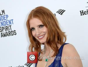 Jessica Chastain - 2016 Film Independent Spirit Awards held at Santa Monica Beach at anta Monica Beach, Independent Spirit Awards...