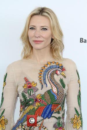 Cate Blanchett Named Ambassador For Un Refugee Agency