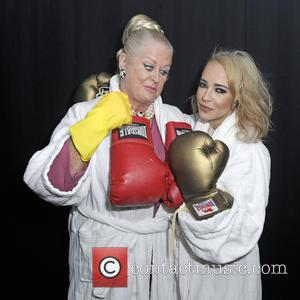 Stephanie Davis and Kim Woodburn