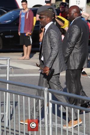 Idris Elba - 2016 Film Independent Spirit Awards held at Santa Monica Beach - Outside Arrivals at Santa Monica, Independent...