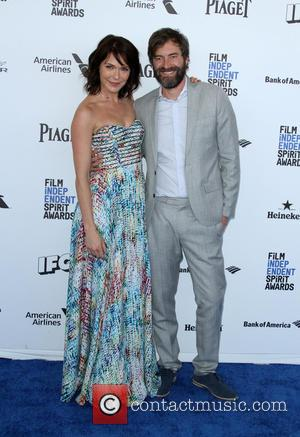 Katie Aselton and Mark Duplas
