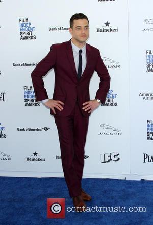 Rami Malek - 2016 Film Independent Spirit Awards held at Santa Monica Beach - Arrivals at anta Monica Beach, Independent...