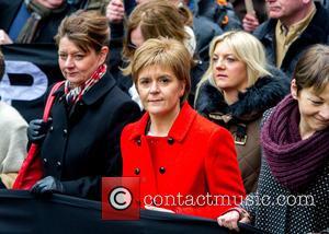 Nicola Sturgeon and Scotland's First Minister