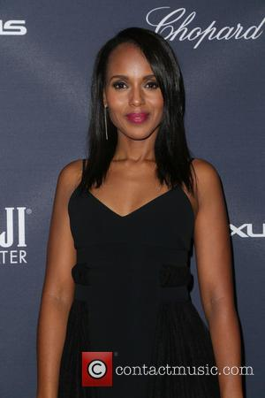 Scandal Character Helped Kerry Washington Embrace Motherhood