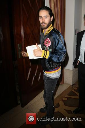 Jared Leto - Weinstein Company's Pre-Oscar Dinner 2016 at Montage Beverly Hills at Montage Beverly Hills - Beverly Hills, California,...