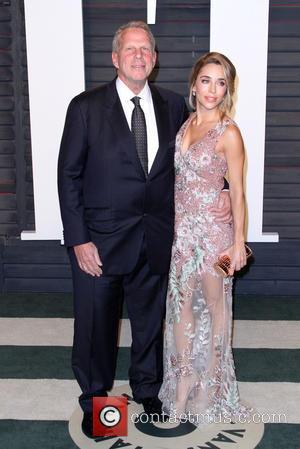 Steve Tisch and Katia Francesconi