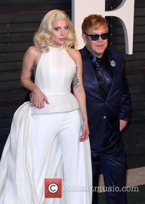 Lady Gaga Teams Up With Elton John On Clothing Line