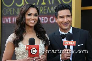 Tracey Edmonds and Mario Lopez
