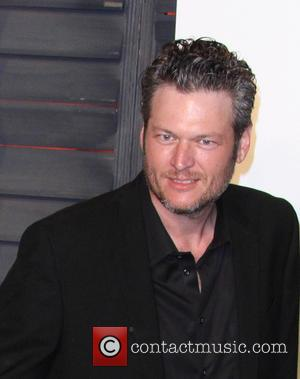 Blake Shelton Raising A Toast With New Vodka Brand