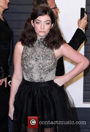 Lorde - Vanity Fair Oscar Party 2016 held at the Wallis Annenberg Center for the Performing Arts in Beverly Hills...