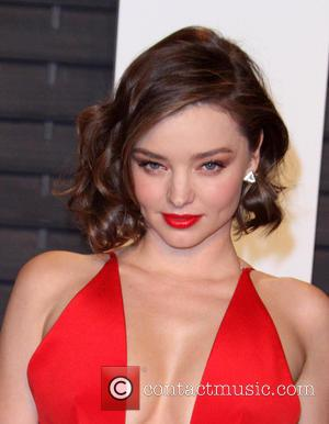 Miranda Kerr - Vanity Fair Oscar Party 2016 held at the Wallis Annenberg Center for the Performing Arts in Beverly...