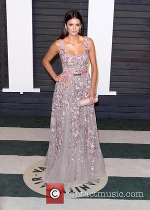Nina Dobrev - Vanity Fair Oscar Party 2016 held at the Wallis Annenberg Center for the Performing Arts in Beverly...