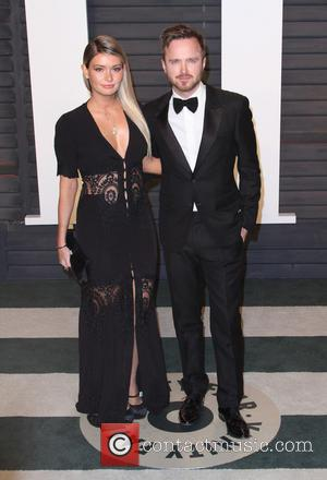 Aaron Paul: 'I Have No Clue Who Crashed My Wedding!'