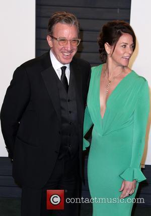 Tim Allen and Wife Jane Hajduk