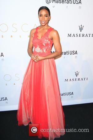 Kelly Rowland - Oscar Salute hosted by Kevin Hart, Powered by Maserati held at the W Hollywood Hotel - Arrivals...