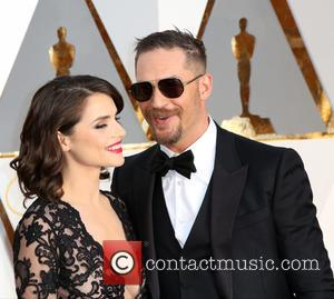 Tom Hardy , Charlotte Riley - Celebrities attend 88th Annual Academy Awards at Hollywood & Highland Center in Hollywood. at...