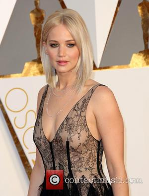 Jennifer Lawrence: 'I Haven't Felt The Touch Of A Man For A While'