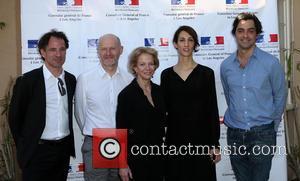 Deniz Gamze Erguven, Charles Gillibert, Jean-paul Salome, Xavier Lardoux and Frederique Bredin