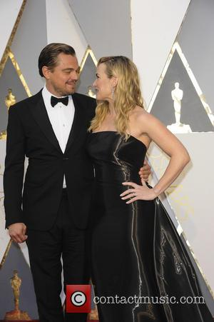 Kate Winslet , Leonardo DiCaprio - The 88th Annual Academy Awards Arrivals at Academy Awards - Los Angeles, California, United...