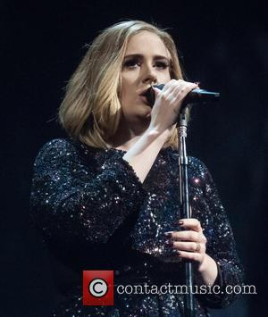 Adele Delights Fans At Tour Kick Off