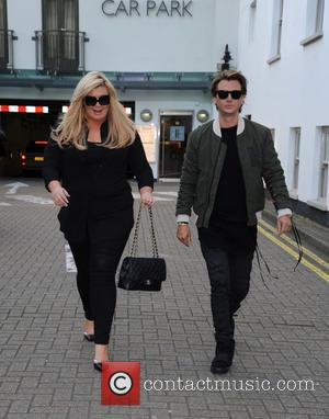 Gemma Collins and Jonathan Cheban