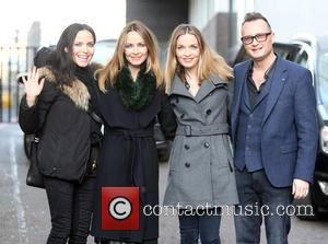 The Corrs, Andrea Coor, Sharon Coor, Caroline Coor and Jim Coor