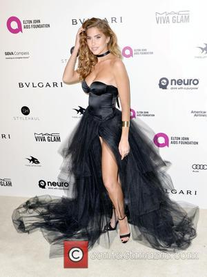 Kara Del Toro - 24th Annual Elton John AIDS Foundation's Oscar Viewing Party at The City of West Hollywood Park...