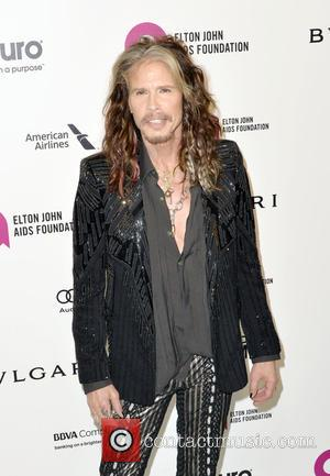 Steven Tyler Celebrates 68th Birthday At Disney