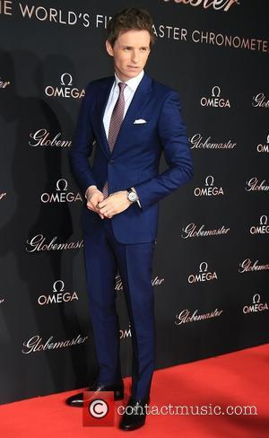 Eddie Redmayne: 'Dad Inspired My Love For Omega Watches'