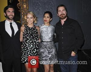 Wes Bentley, Teresa Palmer, Freida Pinto and Christian Bale