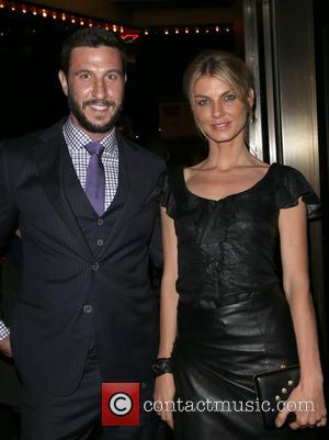 Pablo Schreiber and Angela Lindvall