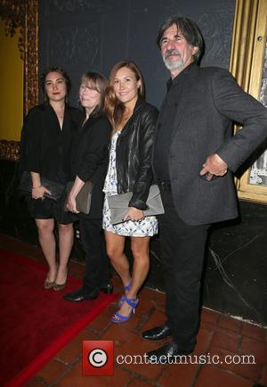 Sissy Spacek, Madison Fisk, Schuyler Fisk and Jack Fisk