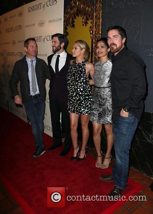Thomas Lennon, Wes Bentley, Teresa Palmer, Freida Pinto and Christian Bale